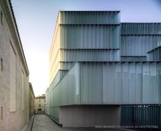 Rehabilitation of the Ramos Carrion Theatre. Zamora//MGM Arquitectos