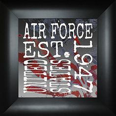 Established Air Force By Todd Thunstedt 18x18 Patriotic S... https://www.amazon.com/dp/B01N8P1WYR/ref=cm_sw_r_pi_dp_x_vDokybQVES5EH