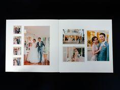 Queensberry Wedding Album | Mey & Gareth | 12x12 Duo  | Clarzzique Photography, Australia | #weddingalbum