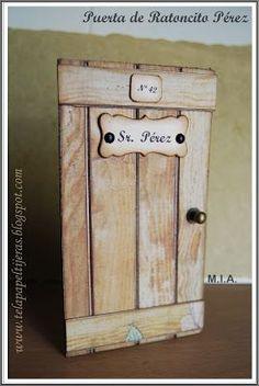1 Advent, Fairy Doors, Bottle Opener, Cool Art, Upcycle, Scrapbook, Projects, Crafts, Doors