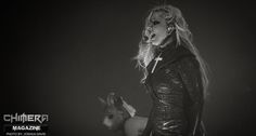Epic Firetruck's Maria Brink & In This Moment - Joshua Davis Photography ~