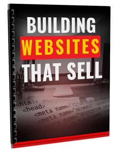Building Websites That Sell PLR Report - http://www.buyqualityplr.com/plr-store/building-websites-sell-plr-report/.  #BuildingWebsites #ProfitableWebsite #WebsiteBuilding #WebsitesThatSell #DesignYourWebsite Building Websites That Sell PLR Report Websites That Sell – Your A to Z Guide To Creating A Profitable Website Understand that you need to sell you and your ideas in order to advance your career, gain more....