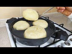 Πως θα φτιάξετε αφράτο σπιτικό ψωμί!!! - YouTube