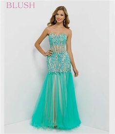 Awesome quinceanera dresses aquamarine