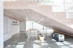 Distrito Cultural Nedregate / Space Group