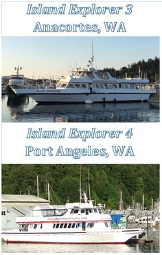 We are ready to go and the boats are in their rightful homes for the rest of the 2015 season!!  Island Explorer 3 is in Anacortes running daily tours and the Island Explorer 4 is in Port Angeles running tours Friday-Monday in May and beginning daily tours in June!  We hope to see everyone sometime during the season :)