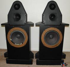 Dahlquist DQ20i, 3 way, phased array floor standing loud speakers