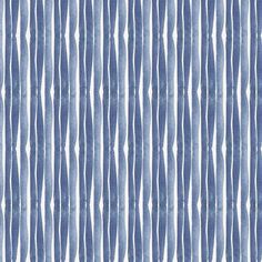 Blue Ocean Stripe Fabric by Carousel Designs.  Blue Ocean Stripes feature a unique watercolor effect is subtle tones of blues. It's the perfect coordinate for our Watercolor Sailboats. The clean fresh feel of this fabric will create the perfect environment for your nursery. Blue Crib, Fabric Textures, Fabric Patterns, Carousel Designs, Navy Fabric, Crib Skirts, Striped Fabrics, Fabric Design, Cribs