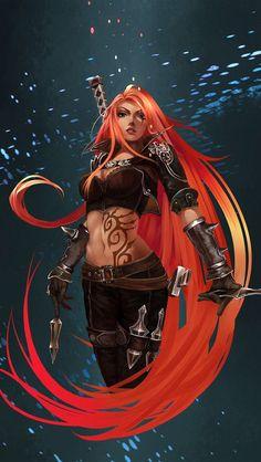 Katarina Du Couteau~League of Legends