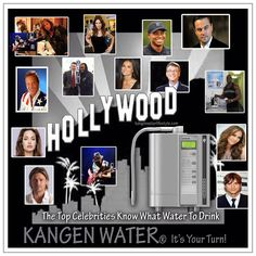 Kangen Water Change your water-Change your life! Kangen Water Benefits, Alkalized Water, Water Ionizer, Tummy Workout, Top Celebrities, Your Turn, Drinking Water, Get Healthy, Change