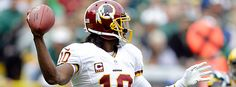A classic #Redskins #RGIII shot for your Facebook cover. #HTTR #LiveIt