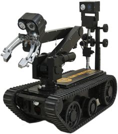 Rc Robot, Robot Arm, Spy Equipment, Battle Bots, Mobile Robot, Drones, Robotics Projects, Surveillance Equipment, 3d Printed Objects