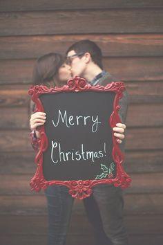 Christmas card picture idea Check out www.sealedbysanta.com :)