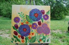 Purpahleey Flowers :)