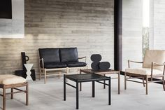 Carl Hansen _ Son @ iSaloni 2017 (2)The best selection of furniture design at Salone de Mobile Milan 2017, don't miss this design week and feel more italian at Fuori Salone Milano with the bes luxury furniture from the best luxury brands. - 026