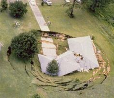 Sinkhole vs. Catastrophic Ground Cover Collapse: The Earth Swallowed My House!