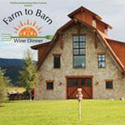 A unique spin on the traditional Farm to Table concept bringing to you the Farm To Barn Wine Dinner benefiting STARS.