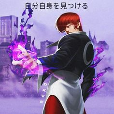 King Of Fighters, Badass, Fan Art, Cool Stuff, Games, Anime, Anime Shows, Fanart, Anime Music