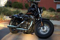 Harley Davidson 48 Motorcycles #Harley #Davidson #Motorcycles