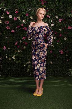 Платье «Лиля» цветы — 24 990 рублей