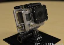 Tiny GoPro Hero 3 Black Edition captures 4K video via @CNET