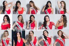 Miss Universe Paraguay 2016 Meet the contestants