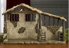 nativity stable design ideas