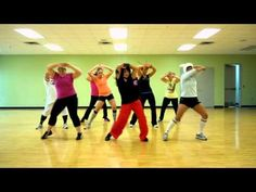 Maroon 5 Moves Like Jagger ~GRDancefitness Halloween Pre-class