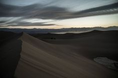Breathtaking Photographs of Dunes in the Middle of the Death Valley – Fubiz…