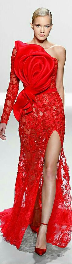 Ralph  Russo ● Couture S/S 2014