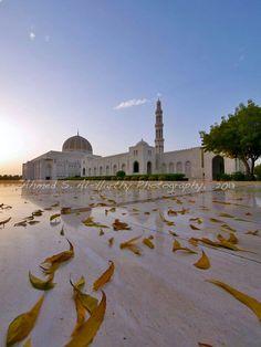 Sultan Qaboos Grand Masjid - Oman