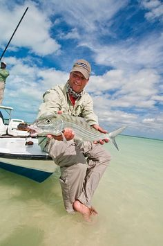 The legendary bonefish grounds of Andros Island in the Bahamas remain unequalled for light-tackle flats fishing.