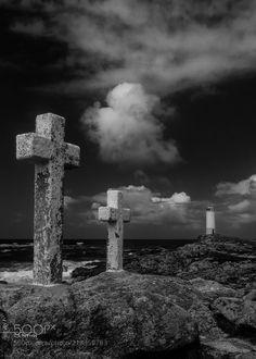 Punta do Roncudo: Costa da Morte (II) B&W - Costa da Morte. Nueva edición en blanco y negro del viaje realizado en el verano del 2011 a Galicia.