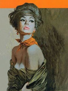 forget me not [smile]: Robert McGinnis
