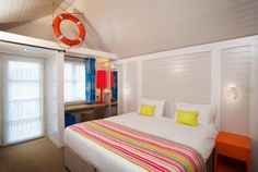 Corton Holiday Village beach hut