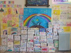 Il muro della pace e della memoria Pace, Sos, Problem Solving, Classroom, School, Handmade Notebook, Sky, Bricolage, Class Room