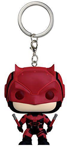 Funko Pocket Pop Keychain  Daredevil TV Action Figure FunKo Chaveiros,  Funko Pop, Figuras 3faa6c5469