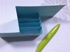 Splitcoaststampers - Z Box Pop-Up Card