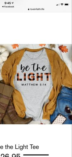 Christian Apparel, Christian Clothing, Christian Shirts, Vinyl Shirts, Custom Shirts, Tee Shirts, Outfits For Teens, Summer Outfits, Cute Outfits