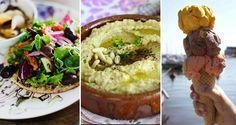 NYTin listausta Helsingin vegaanitarjonnasta (24.8.2016) Helsinki, Hummus, Ethnic Recipes, Travel, Food, Viajes, Essen, Destinations, Meals