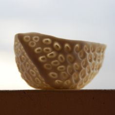 Pinch pot by Vicki Grima, 2013 Pinch Pots, Ceramic Artists, Serving Bowls, Decorative Bowls, Pottery, Tableware, Doodles, Inspiration, Ceramica