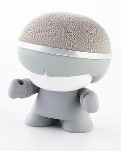 Shop Mini Speaker, Gray from Xoopar at Horchow, where you'll find new lower shipping on hundreds of home furnishings and gifts. High Tech Gadgets, Tech Hacks, Christmas Books, All Things Christmas, Neiman Marcus Christmas Book, Cross Stitch Love, Delicious Magazine, Tech Gifts, Diffuser Blends