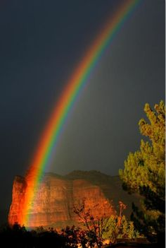 Somewhere over the rainbow Beautiful Sky, Beautiful World, Beautiful Places, Beautiful Pictures, Nature Pictures, Love Rainbow, Over The Rainbow, Gods Promises, Belleza Natural