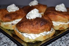Danish Food, Let Them Eat Cake, Sweets, Danish Recipes, Slik, Breakfast, Desserts, Sweet Treats, Cakes