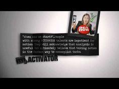 UnleashStrengths.com presents ACTIVATOR - YouTube | Strengths Teaching & Coaching www.rockyourstrengths.com