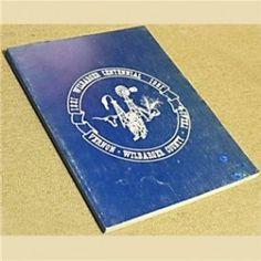 Wilbarger County Centennial 1881-1981 Commemorative Book, Vernon Texas