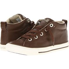 2df592aeb233 Converse kids chuck taylor all star street mid slip toddler youth dark earth  tidal