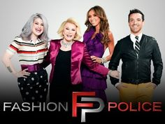 Fashion Police 2015 Full Episode Fashion Police Season