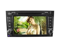 Car Stereo for Geely Emgrand EC8 - DVD Radio GPS Navigation IPOD