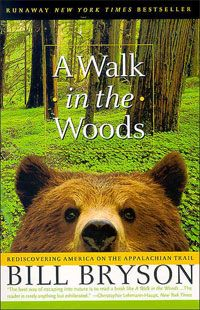 """""""A Walk in the Woods """" adventure on the Appalachian Trail. True story of Bill's hiking adventures. The Appalachian Trail covers 13 states. After reading Walked by Cheryl Strayed on the Pacific coast trail, I wanted a good read on the Appalachian Trail. Appalachian Trail, Appalachian Mountains, Herbert Lom, Books To Read, My Books, What Is Reading, The Ventures, Bill Bryson, Wood Book"""